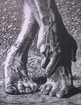Baryshnikov feet