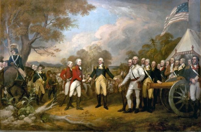 Saratoga Surrender